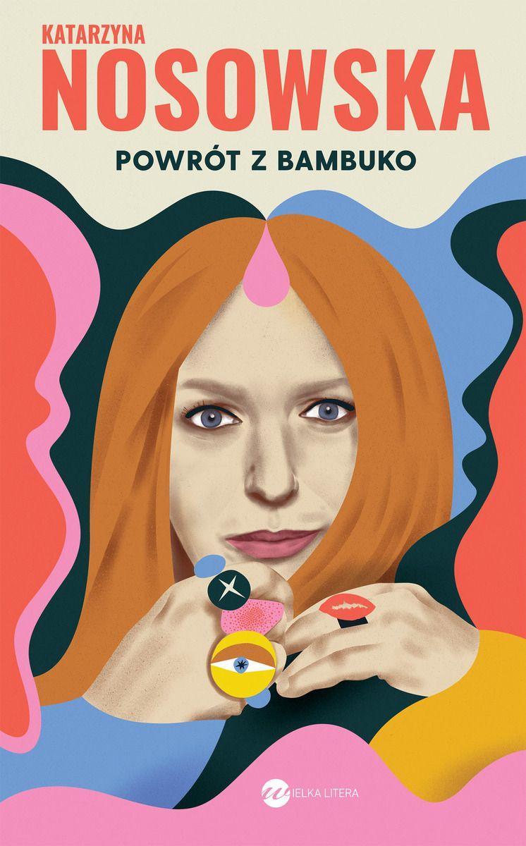 Książka Katarzyny Nosowskiej